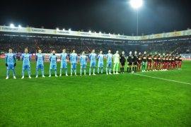 Çaykur Rizespor Kupada Galatasaray'ı Ağırladı