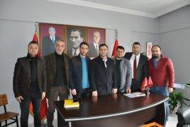 AGD'den Siyasi Partilere Hayırlı Olsun Ziyareti