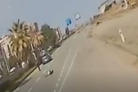 Rize'de Karşıya Geçerken Araç Çarptı: 1 Ölü