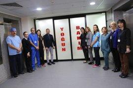 Artvin'de Yoğun Bakım Ünitesi Açıldı