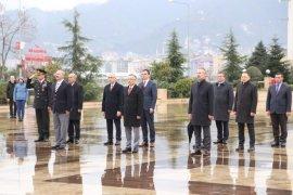 Çanakkale Zaferi'nin 105. Yılı Törenlerle Kutlandı