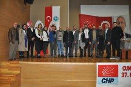 CHP Ardeşen'de İlçe Bşk. Kim Oldu ?