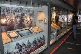 Çanakkale Savaşları Mobil Müzesi Ardeşen'de