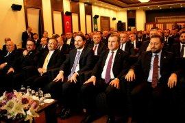 Hazine ve Maliye Bakanı Berat Albayrak Rize'de