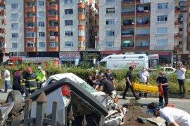 Rize'de Kaza: 2 Ölü 1 Yaralı