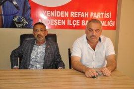 Yeniden Refah Partisi'nden TRT'ye Tepki