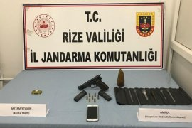 Rize'de Jandarma'dan Büyük Operasyon