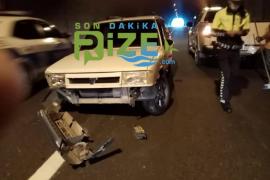 Rize'de Trafik Kazası Kameralara Böyle Yansıdı