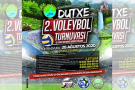 Ardeşen'de Dutğe 2. Voleybol Turnuvası Başlıyor