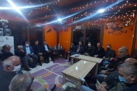 MHP, Yurtsever Köyü'nün Sorunlarını Dinledi