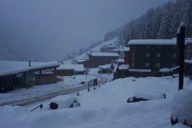 Ayder Yaylası Kar Festivaline Hazırlanıyor