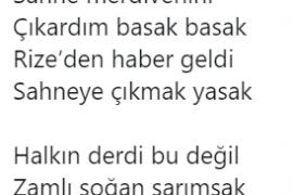 Selçuk Balcı 26 Ocak'ta Fındıklı'da Konser Verecek