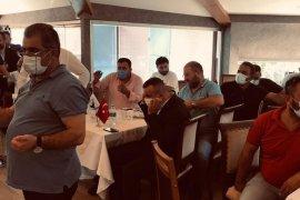 Rizeli İşadamı İstanbul'da Güven Tazeledi
