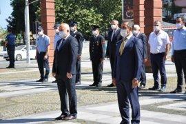 30 Ağustos Zafer Bayramı Ardeşen'de Kutlandı