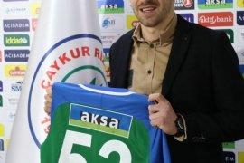 Fenerbahçe'nin İstediği Melnjak Rizespor'la Anlaştı