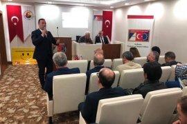 Ardeşen - Hopa TSO Müşterek Toplantısı Yapıldı