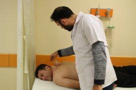 Rize'de Hacemat (GETAT) Polikliniği Açıldı