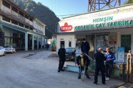 Rize'de Çaykur Fabrikasında Patlama:1 Ölü