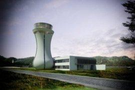 Rize Havalimanı'na Çay Bardaklı Kule