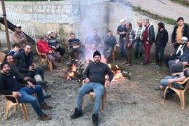 Tunca'da Gençler Köy Okullarını Tadilat Ediyor