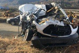 Bld. Bşk'nın Yeğeni Trafik Kazasında Hayatını Kaybetti