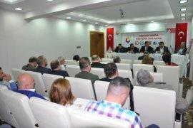 Rize'nin Ekonomisi Bu Toplantıda Konuşuldu