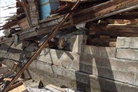 Rize'de Çığ 1 Evi Yıktı