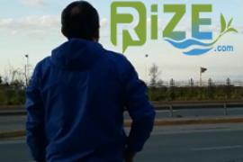 Rize'de Drone İle Ekmek Siparişi - TIKLA İZLE
