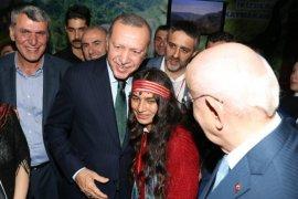 Cumhurbaşkanı Erdoğan 11. Rize Günlerinde Konuştu