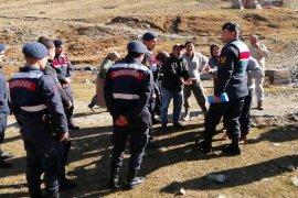 Anzer Yaylası'nda Kaçak Yapı Yıkım Gerginliği