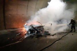 Cankurtaran Tüneli'nde Kaza: 1 Ölü, 2 Yaralı