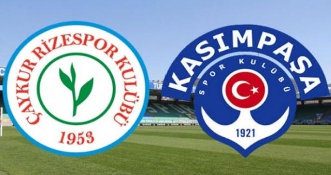 Ç. Rizespor Kasımpaşa Maç Biletleri Satışa Çıktı