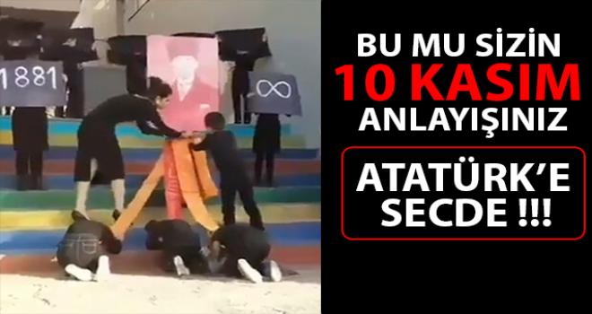 Atatürk Töreni Tartışmalara Neden Oldu