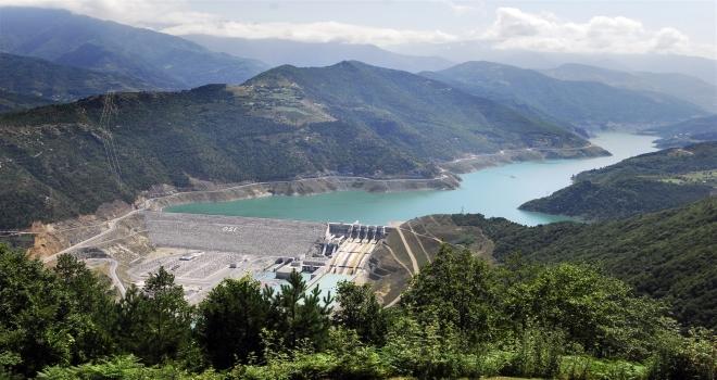 Borçka Barajı Turizme Kazandırılıyor