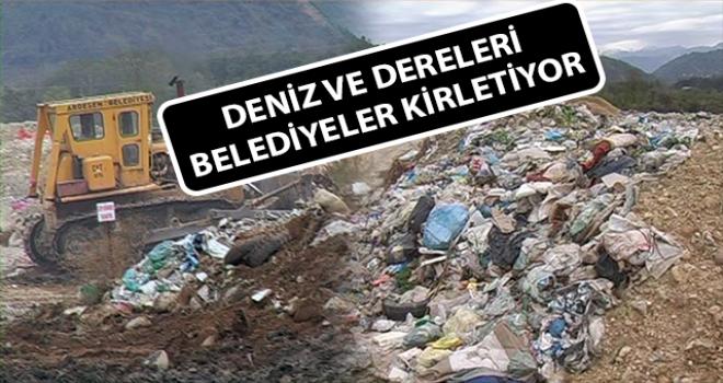 Ömer Şan Yazıyor... Karadeniz Çöp Denizi..!