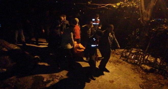 Rize'de Acı Olay... Ot Toplarken Düşen Kadın Öldü