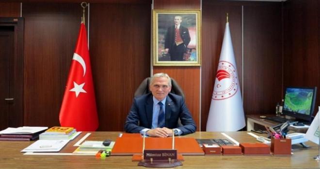 Mümtaz Sinan'a Tarım Bakanlığı'nda Yeni Görev