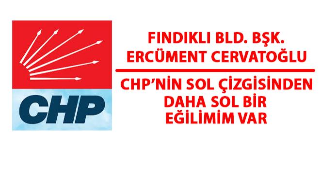 Fındıklı Bld. Bşk Cervatoğlu: AK Parti Başarımızı İstemiyor