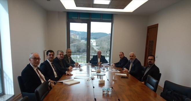 Teknokentin İlk Yönetim Kurulu Toplantısı Yapıldı