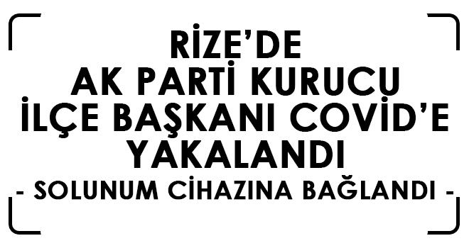 AK Parti Eski İlçe Başkanından Üzücü Haber