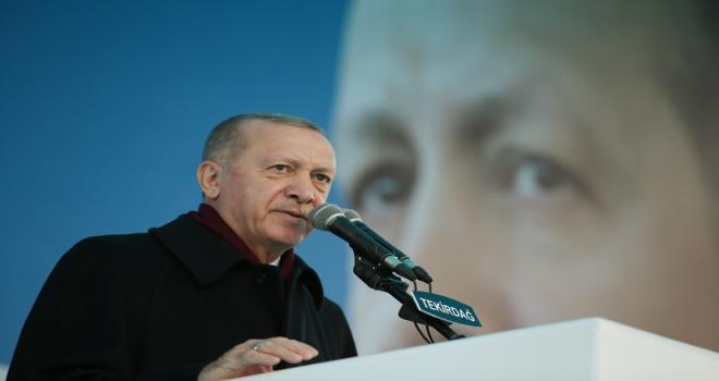 Erdoğan'dan Uyarı: Milletle Bağınızı Koparmayın