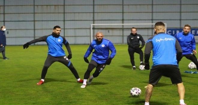 Rizespor, Fenerbahçe Maçı Hazırlıklarını Sürdürüyor