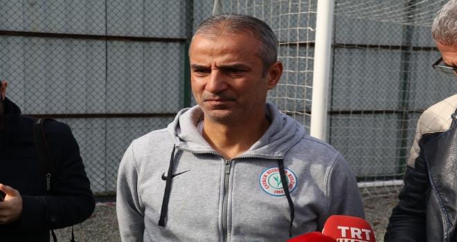 Sergen Yalçın'lı Beşiktaş'ı Yenmek İstiyoruz