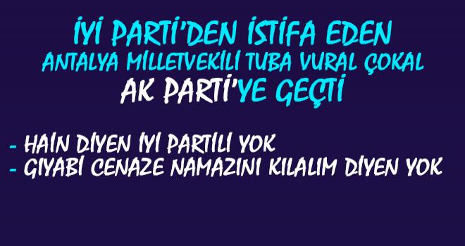 İyi Parti'den AK Parti'ye Geçti... Akla Hasan Karal Geldi...