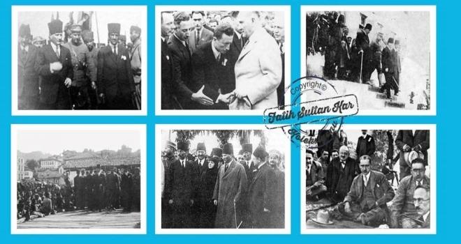 Bütün Yönleriyle Mustafa Kemal Atatürk ve Rize