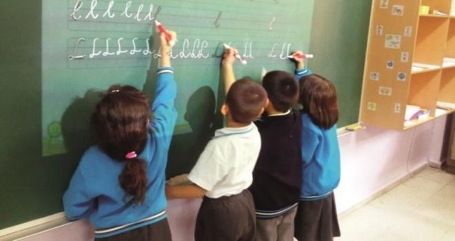 Okul Hasreti Çeken Tüm Çocuklara...