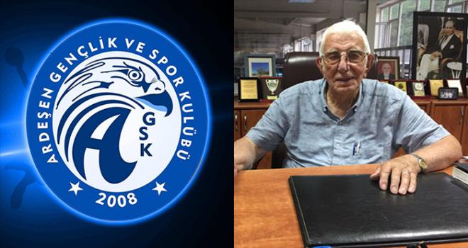 Ardeşen GSK'ya İşadamı Cemil Akbeniz'den Destek