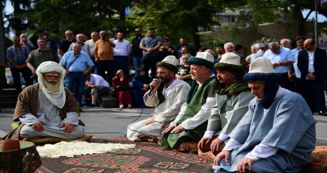 32. Ahilik Kültür Haftası Kutlamaları Başladı