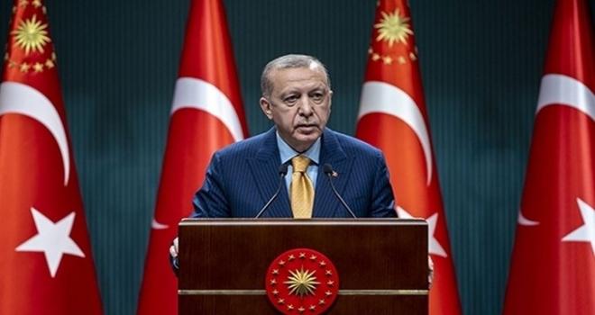 Erdoğan, Kabine Toplantısı Sonrası Konuştu