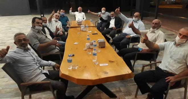 Çözüm Adresi Olan Türkiye'de Tek Partiyiz